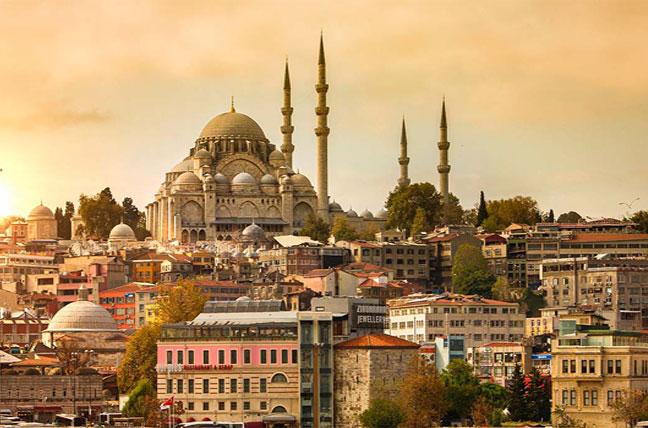 İstanbul Gezisi