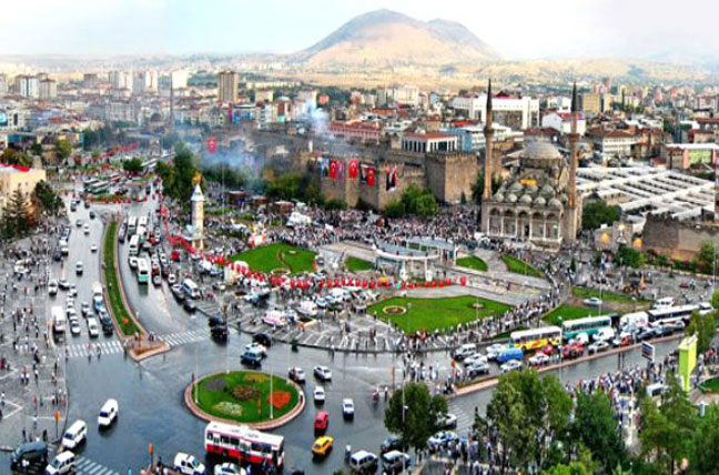 Kayseri Gezisi
