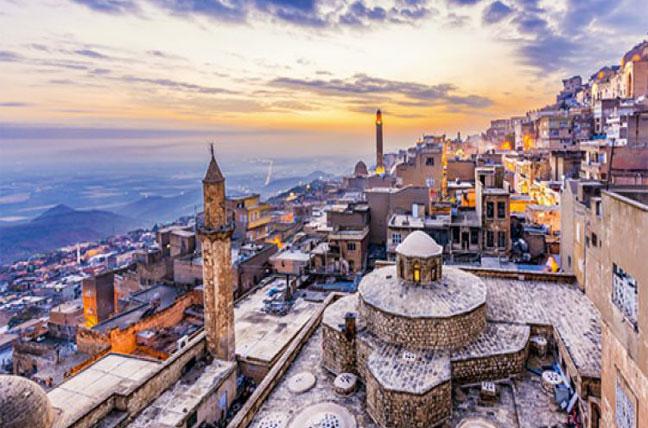 Şanlıurfa Mardin Gezisi